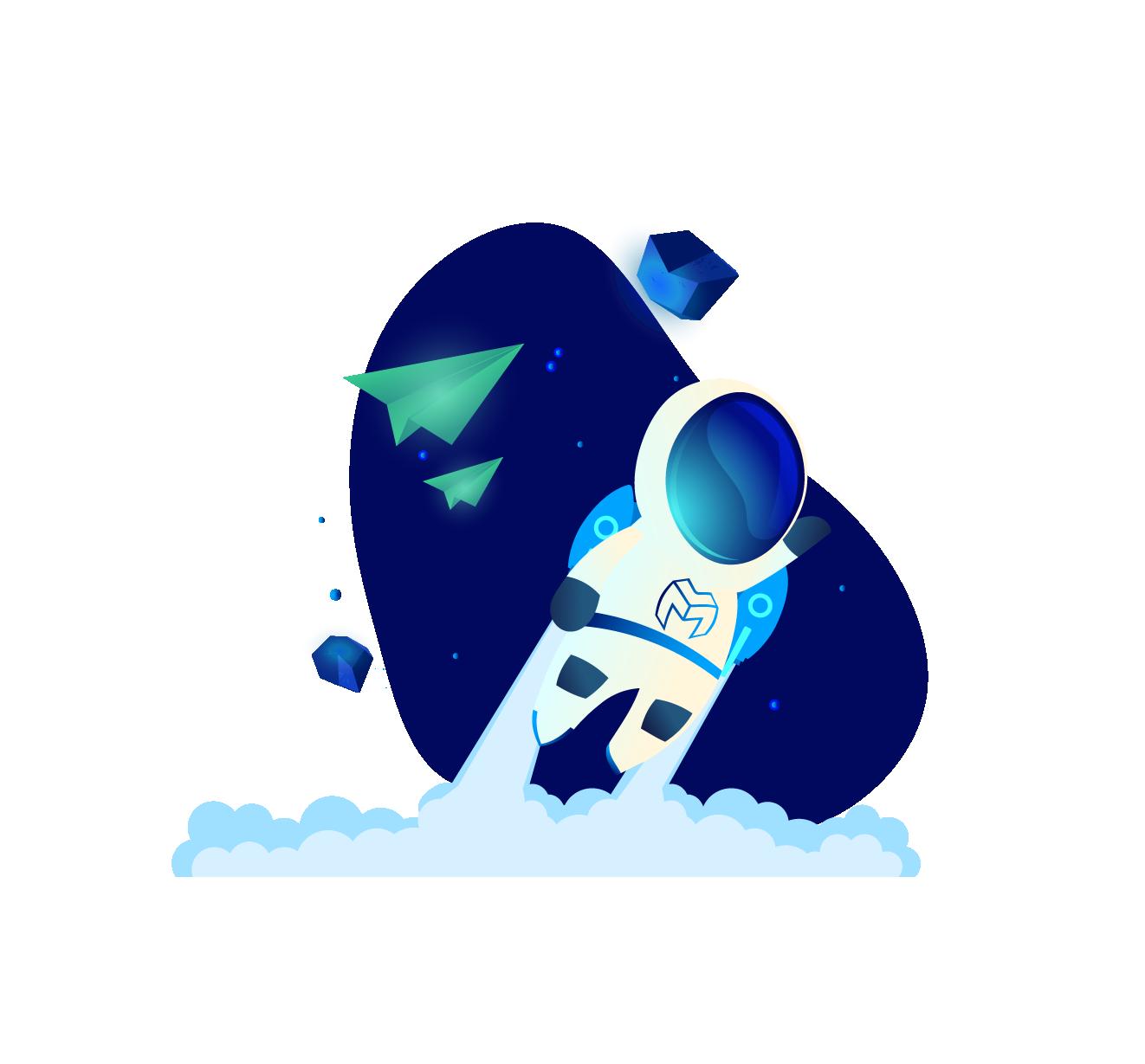 Acy Mascot