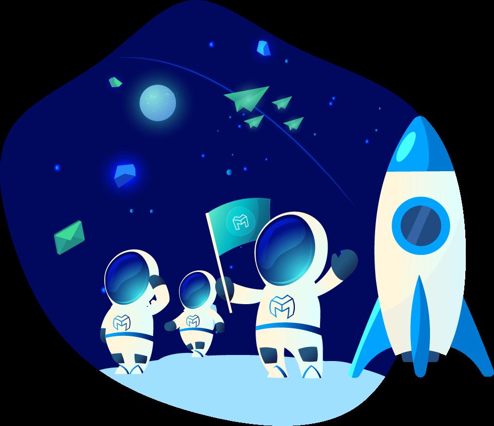 Spaceman Team