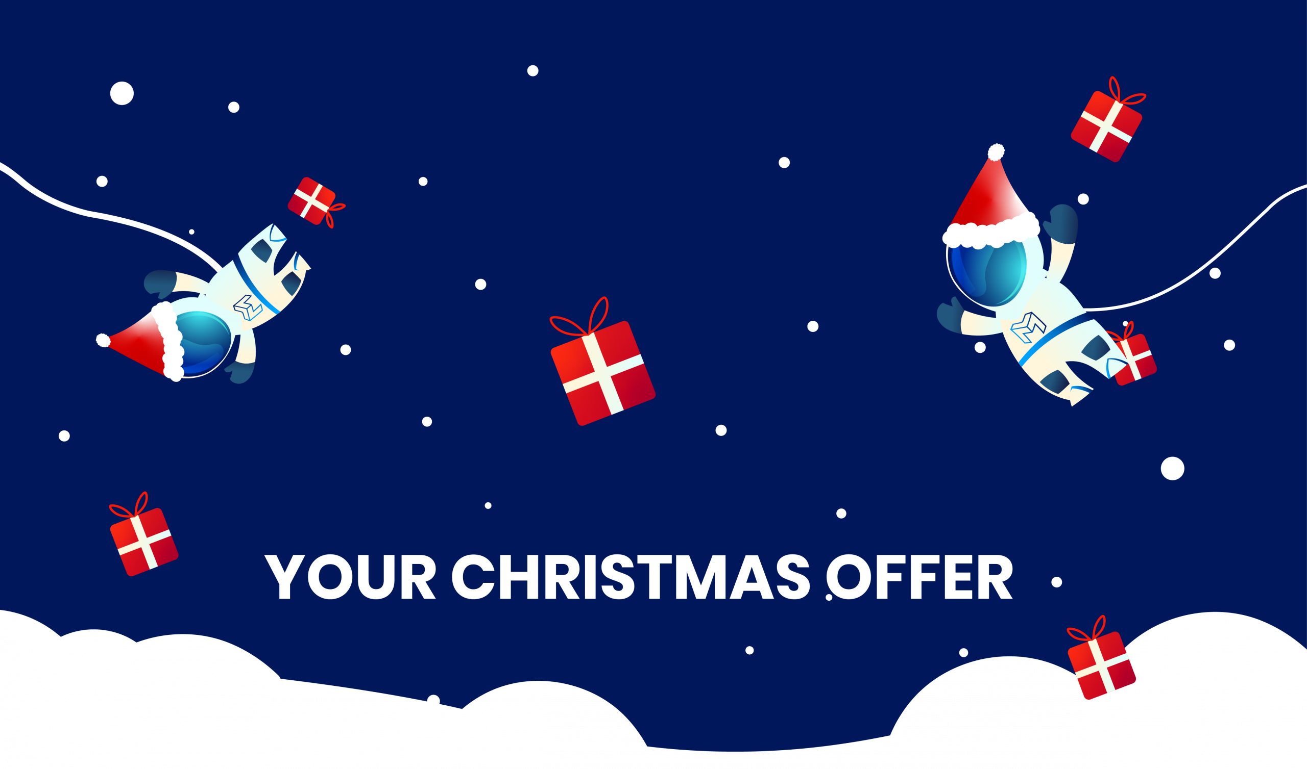 Christmas special offer: Free email templates!