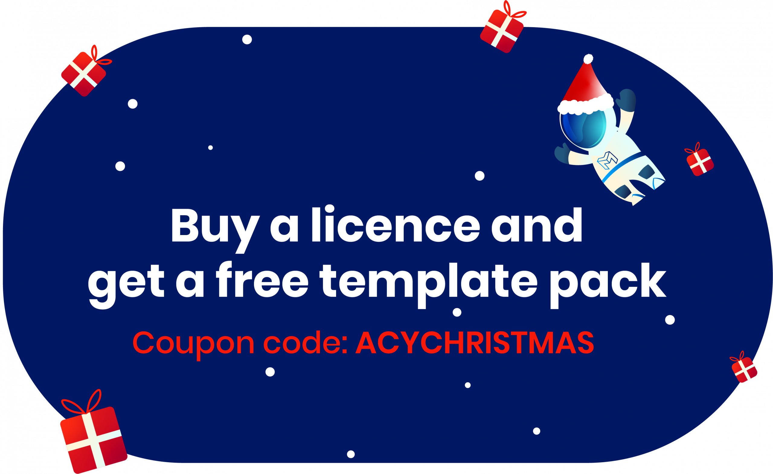 Buy A Licence And Get A Free Template Pack