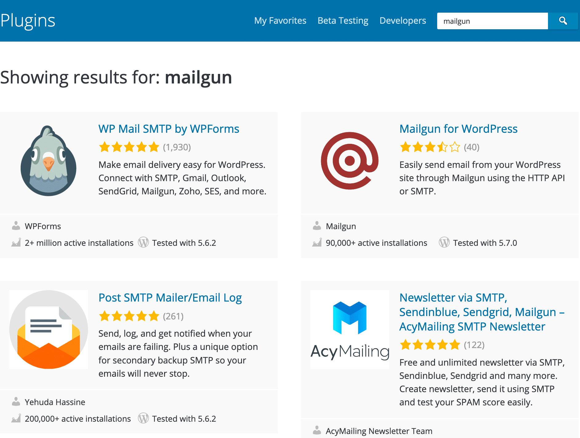 How to setup Mailgun WordPress - Mailgun plugin